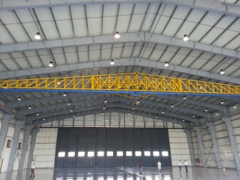 OVERHEAD CRANES AND LIFTING DEVICE